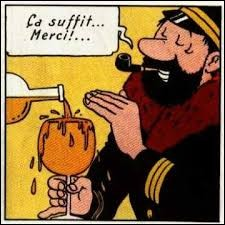 Quelle marque de whisky est la plus présente dans les aventures de Tintin ?