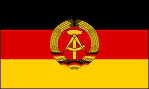 A quelle date la République Démocratique Allemande (RDA) a-t-elle été créée ?