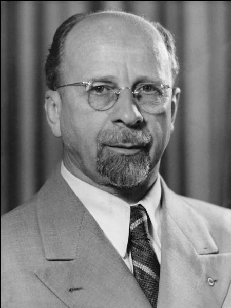 Qui est le principal dirigeant de la RDA, de 1950 au début des années 70 ?