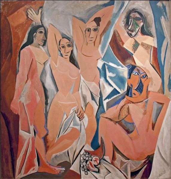 """Qui a peint """"Les Demoiselles d'Avignon"""" ?"""