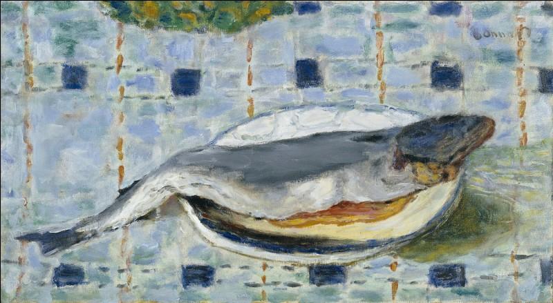 Pierre Bonnard peignait beaucoup, mais ne dessinait jamais.
