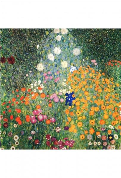 Quel est le nom de ce mouvement artistique dont Gustav Klimt était l'un des co-fondateurs ?