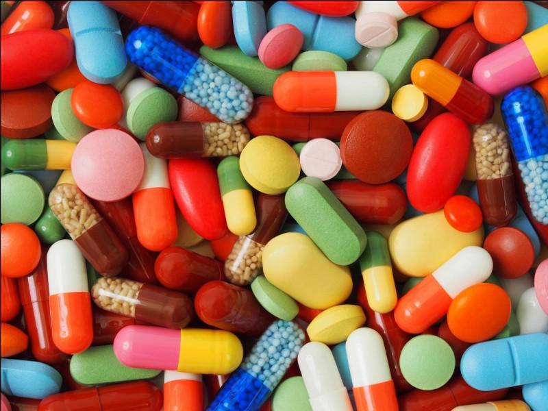 Quel médicament est un autre nom du diazépam ?