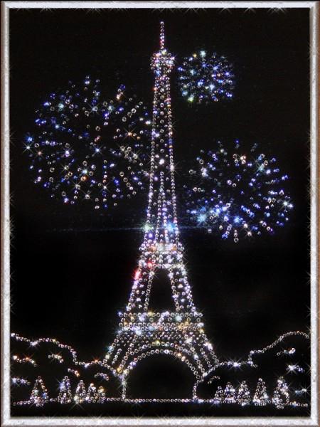 En quelle année la tour Eiffel a-t-elle vu son inauguration, par Gustave Eiffel ?