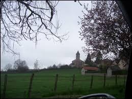 Nous partons maintenant dans le Charolais, à Baron. Nous serons en Bourgogne-Franche-Comté, dans le département ...