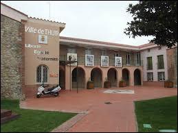 Ville Catalane, Thuir se situe en région ...