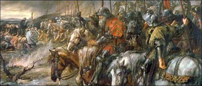 La bataille d'Azincourt qui s'est déroulée en 1415 a vu de nombreux soldats mourir. Dans quelle région actuelle ont-ils passé l'arme à gauche ?