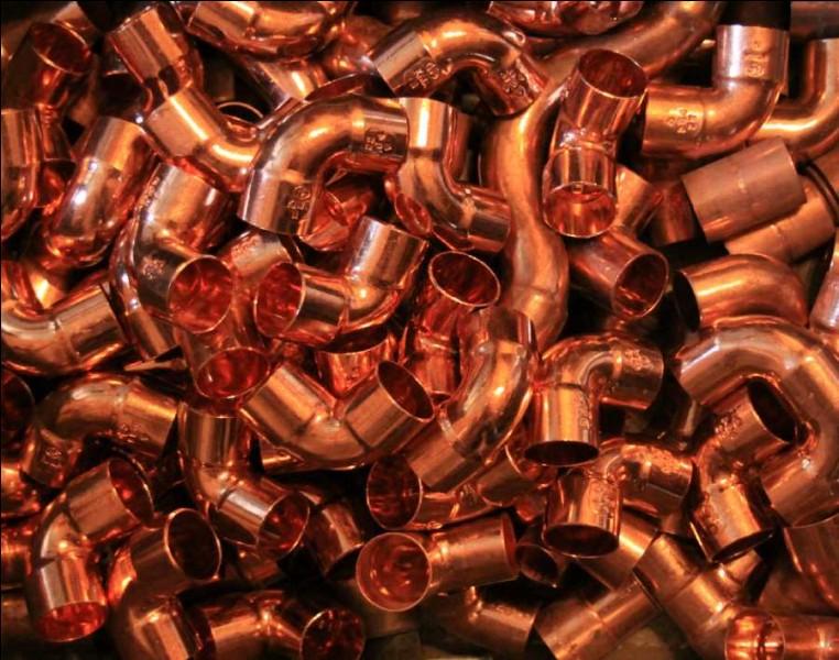 Quel pays est le premier producteur mondial de cuivre ?