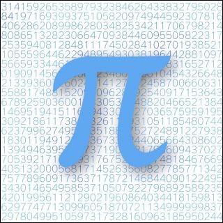 À ce jour, combien connaît-on de décimale du nombre Pi ?