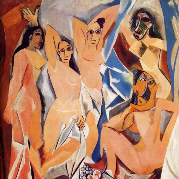 """Quel artiste, chef de file du cubisme, a peint """"Les Demoiselles d'Avignon"""" ?"""