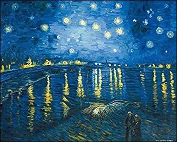 Retrouvez le titre du tableau de van Gogh :