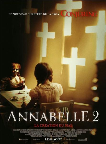 Comment est morte la petite Annabelle ?