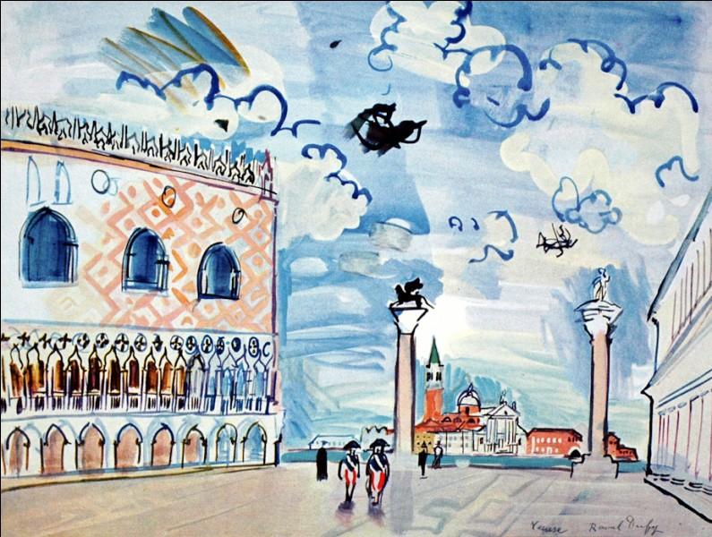 Il fit de nombreux voyages, il a notamment peint (ci-dessus) :