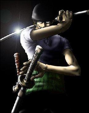 Qui est ce personnage dans le manga One Piece ?