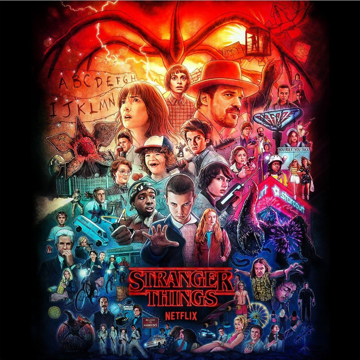 Happy Stranger Things Day !
