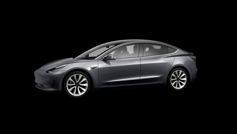 La Tesla modèle 3...