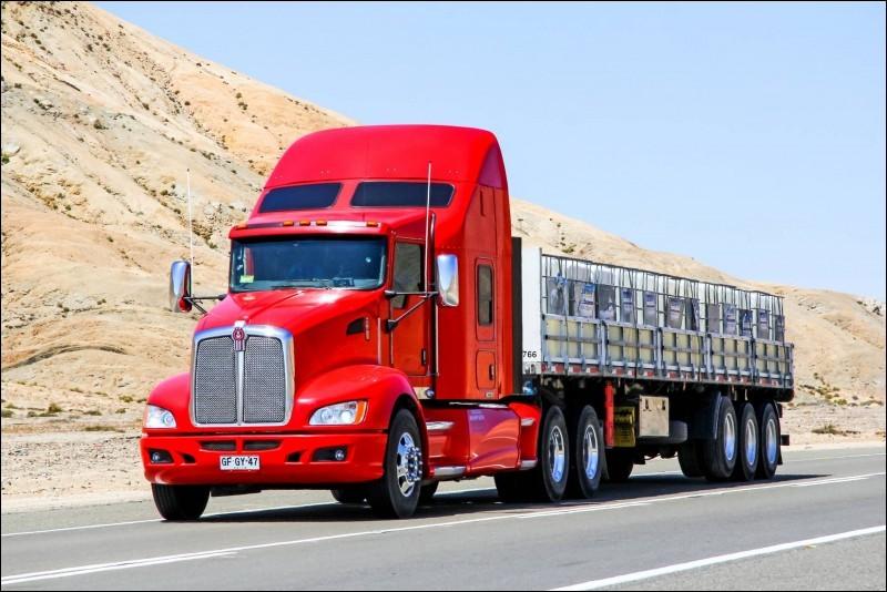 Est-ce que ce sont des camions ?
