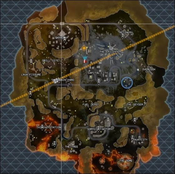 Quel est le nom de la map qui est arrivée avec la saison 3 ?