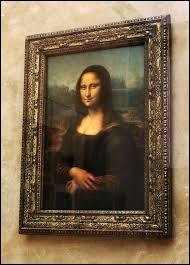 """Dans quel musée peut-on admirer la """"Joconde"""" de Léonard de Vinci ?"""