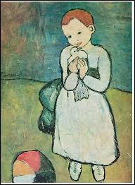 """Qui a peint """"L'Enfant au pigeon"""" ?"""