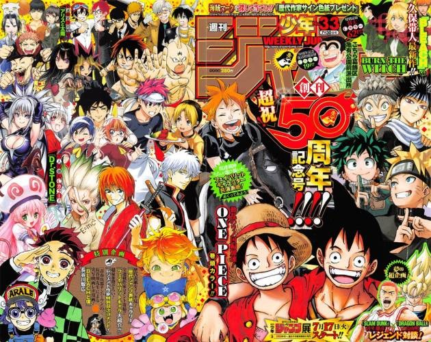 Manga : une image, un personnage