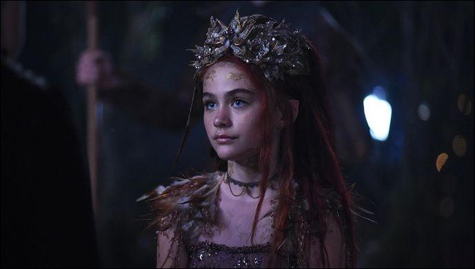 Comment s'appellent les lianes que la reine des fées utilise pour contraindre Clary a embrasser la personne qu'elle désire le plus ?