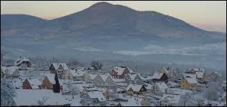 Commune Bas-Rhinoise, Neubois se situe dans l'ancienne et nouvelle région ... ...