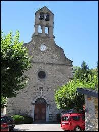 Commune Ariégeoise, Vèbres se situe dans l'ancienne région ...
