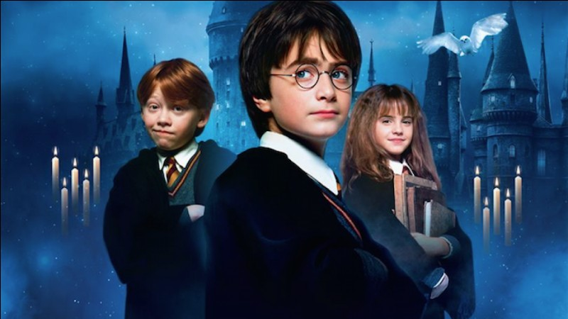 Hagrid rencontre Harry Potter...