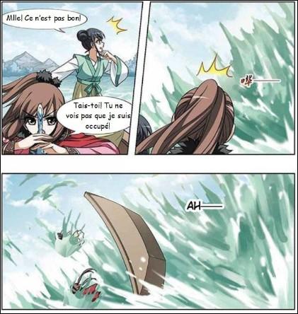 Pourquoi Xiao Yun est-elle tombée à l'eau ?
