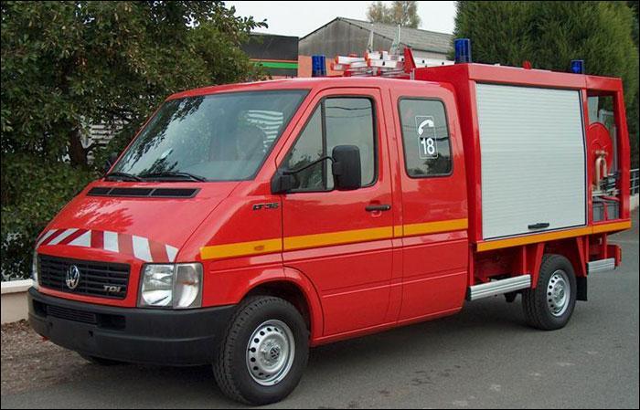 Ce véhicule polyvalent équipe les petits centres de secours en attendant des moyens supplémentaires. Quel est son nom ?