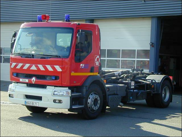 Ce véhicule permet lors d'une intervention de transporter le matériel demandé (eau, déblaiement, PMA...). Comment se nomme-t-il ?