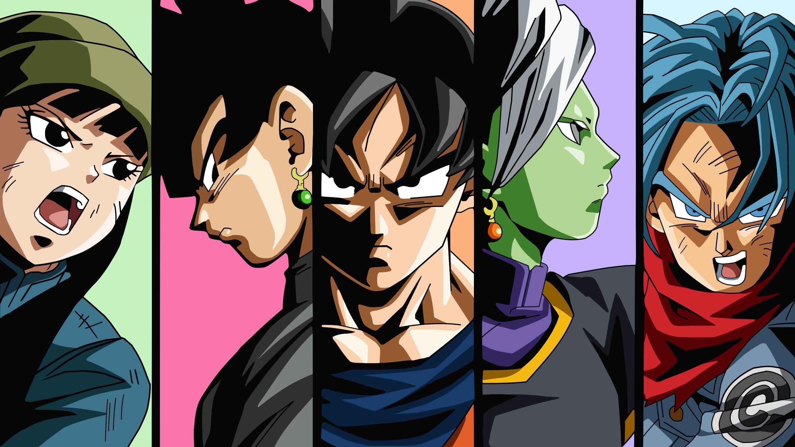 Dragon Ball Super (4/6)