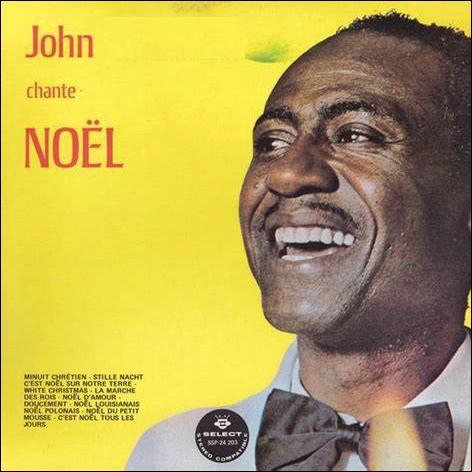Qui est ce John, chanteur d'opéra d'origine américaine, spécialiste de negro spiritual et de gospel qui a vécu en France jusqu'à sa mort en 1998 ?