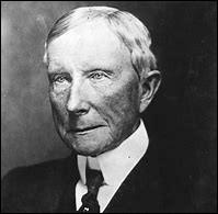 Qui est ce John, industriel et philanthrope américain, premier milliardaire de l'époque contemporaine, mort en 1937 ?