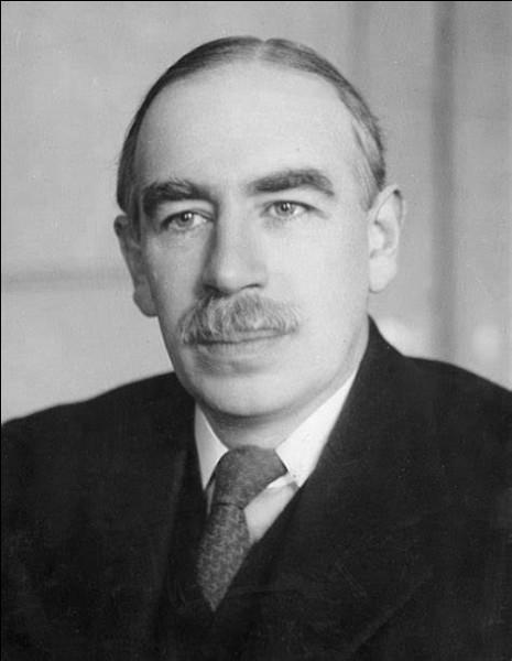 Qui est ce John, brillant économiste britannique de notoriété mondiale, fondateur de la macroéconomie, mort en 1946 ?