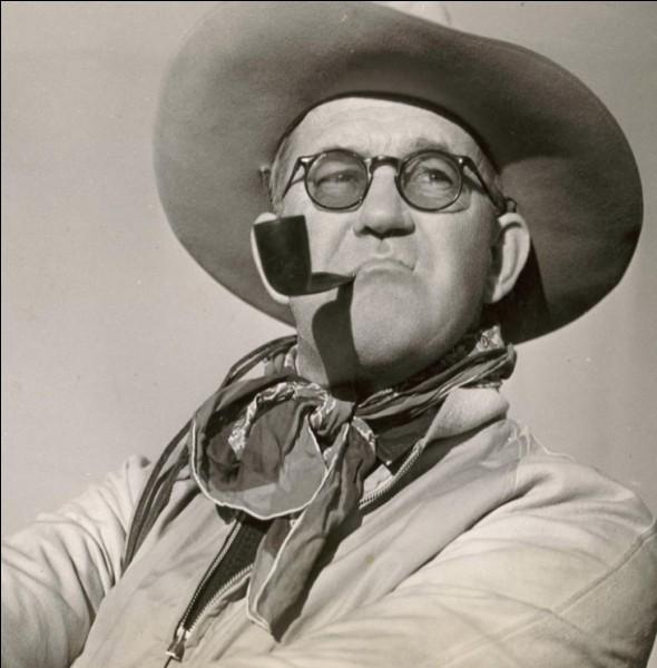 Qui est ce John, réalisateur et producteur américain, mondialement connu pour ses westerns, mort en 1973 ?