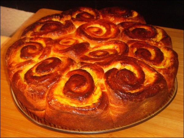 Quel gâteau est d'origine allemande ?