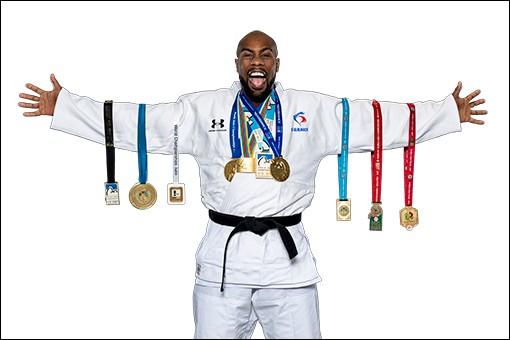 Comment s'appelle le célèbre judoka français champion du monde ?