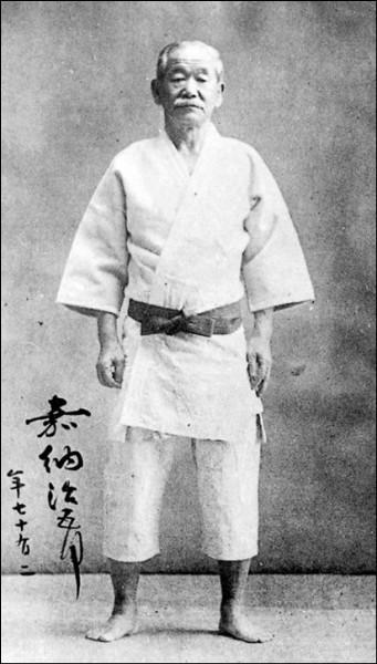 Comment s'appelle le créateur du judo ?