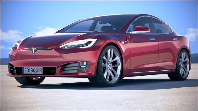 Quel est le modèle de cette Tesla ?
