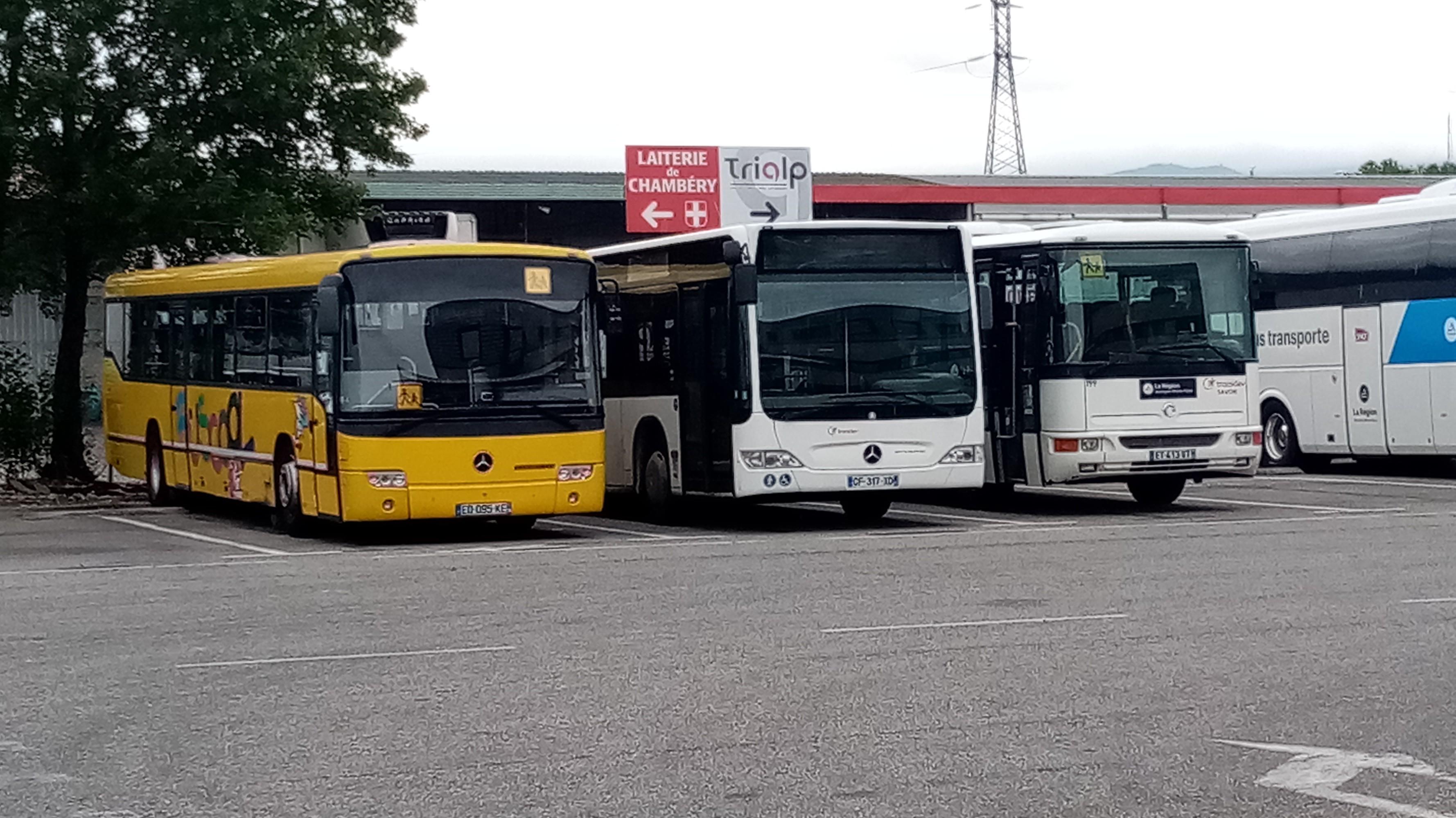 Autobus et autocars (2)