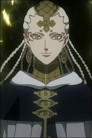 Depuis le début, je ne vous ai pas présenté l'antagoniste de ce manga. Pouvez-vous me le nommer ?