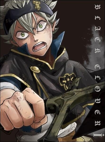 Commençons par le protagoniste de ce manga. Il a la fâcheuse tendance à crier à pleins poumons mais c'est l'un des mages les plus puissants du royaume de Clover. Quel est son nom ?