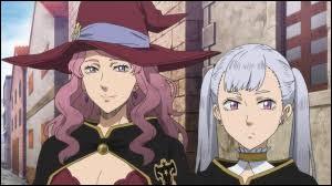 Voici d'autres mages du Taureau Noir. Ce sont des compagnons de notre protagoniste. Saurez-vous me dire le nom de la femme à gauche ?