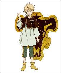 Voici le membre le plus atypique de la compagnie. Il a une personnalité qui le fait paraître fou. Il maîtrise la magie de foudre. Comment se nomme-t-il ?