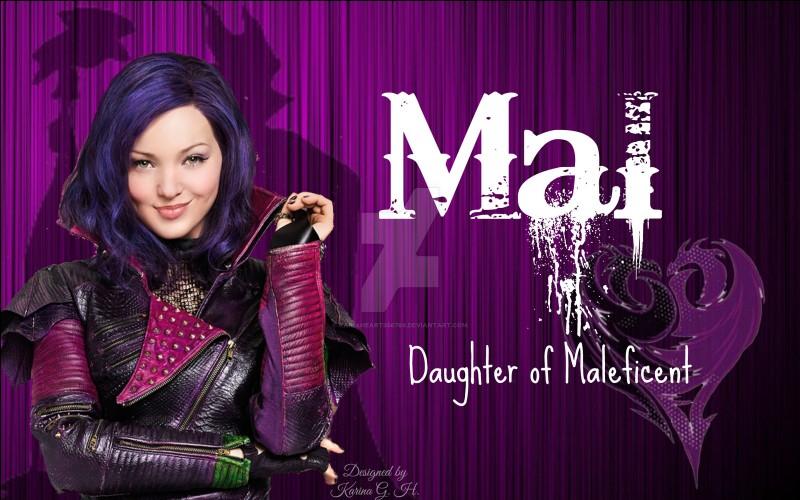 Comment s'appelle le père de Mal ?