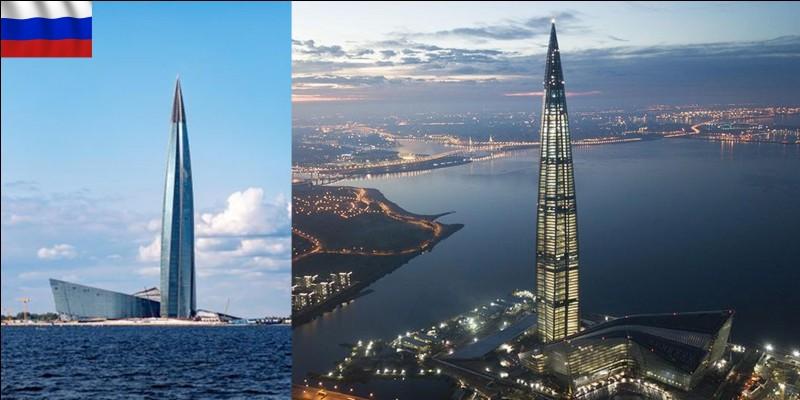 Parlons des gratte-ciels européens ! Certains culminent à une hauteur non-négligeable, le plus haut d'entre eux atteint 462 mètres. A votre avis : Quel est le gratte-ciel qui détient ce record européen (en 2019) ?Quel est le pays qui détient le plus de gratte-ciels parmi les 25 les plus hauts ?Combien de gratte-ciels français peut-on trouver parmi les 25 les plus hauts ?