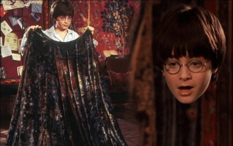 Le précédent propriétaire de la cape d'invisibilité d'Harry était...