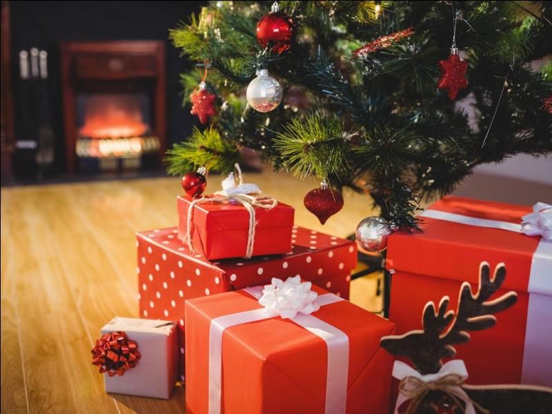 Quel cadeau de Noël, Ron reçoit-il de la part de sa mère ?